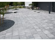 Concrete paving block SLATE SLAB - MICHELETTO PAVIMENTAZIONI