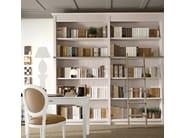 Solid wood secretary desk SLAYTON - Minacciolo