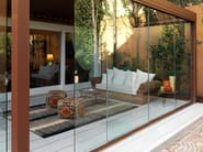 Conservatory SLIDE GLASS - PRATIC F.lli ORIOLI