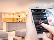 Building automation system interface SMART HOME - JUNG
