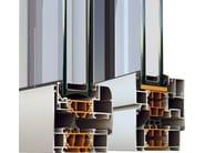 Aluminium window SMARTIA M11500 - Alumil