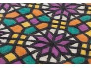 Wool rug with geometric shapes SMOOTH - GAN By Gandia Blasco