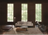 Fabric sofa with removable cover SOFT DREAM | Fabric sofa - FLEXFORM