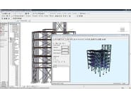 Structural calculation for steel SOFiSTiK RCD | RCG | FEAX - GRAITEC