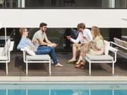 Batyline® sofa / garden daybed SOL+LUNA AUSTRALIS - Extremis