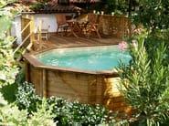 Swimming pool SOLARIUM - ALCE