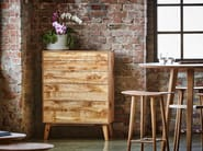 Free standing solid wood chest of drawers FINN | Chest of drawers - sixay furniture
