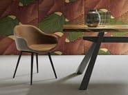 Upholstered easy chair SONNY PB - Midj