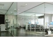 Glass partition walls SPAZIO - FARAONE