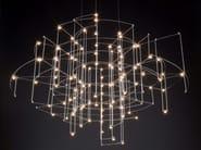 Nickel pendant lamp SPECTRE - Quasar