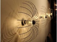 Metal wall light SPIDER - Aromas del Campo