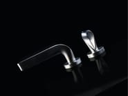 Contemporary style DK brass window handle SPIRIT | DK window handle - LINEA CALI'