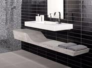 Wooden washbasin countertop SPIRIT | Washbasin countertop - L'Antic Colonial