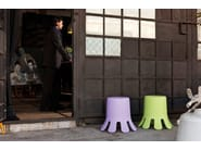 Polyethylene stool / plant pot SPLASH | Stool - B-LINE