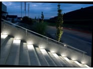 LED polycarbonate Stair-Light SPY | Built-in lighting - Platek