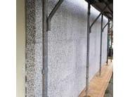 Exterior insulation system SPYROGRIP - PONTAROLO ENGINEERING