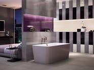 Vasca da bagno in Quaryl® SQUARO EDGE 12 - COLOUR ON DEMAND - Villeroy & Boch