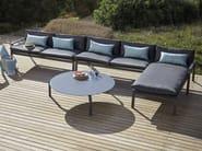 Modular sofa STACK 4 - GANDIA BLASCO
