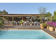 Rectangular garden table STACK | Rectangular table - GANDIA BLASCO