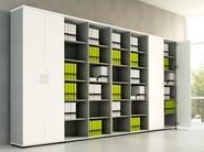 Freestanding office shelving STANDARD | Office shelving - MDD