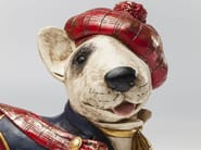 Resin sculpture STANDING SCOT DOG - KARE-DESIGN