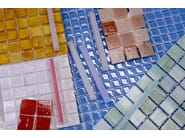 Coloured translucent epoxy mortar for grouting STARLIKE® COLORCRYSTAL - Litokol