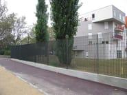 Grating fence STEROPE® 3 - NUOVA DEFIM