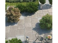 Indoor/outdoor porcelain stoneware flooring with stone effect STONE QUARTZ - COTTO D'ESTE