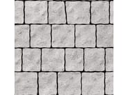 Concrete paving block STRADE ROMANE - MICHELETTO PAVIMENTAZIONI