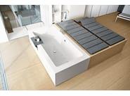 Undermount bathtub STYLE - MAKRO