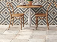 Ceramic flooring with concrete effect SUGAR CANE - CIR