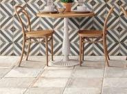 Pavimento in ceramica effetto cemento SUGAR CANE - CIR