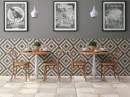 Ceramic flooring with concrete effect SUGAR CANE - CIR