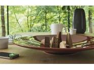Centrotavola in ceramica SUNNY - Calligaris