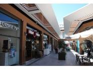 Engineered wood solar shading Sunscreen Profile 60 x 40 - NOVOWOOD