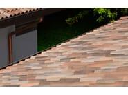 Clay bent roof tile SUPREMA - FORNACE LATERIZI VARDANEGA ISIDORO