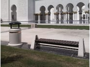 Modular backless Bench SWING | Bench - Bellitalia
