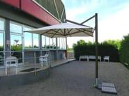Offset square contract umbrella SWING - GAGGIO
