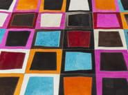 Tappeto rettangolare a motivi geometrici SWINGING SEVENTIES - KARE-DESIGN