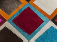 Rectangular rug with geometric shapes SWINGING SEVENTIES - KARE-DESIGN
