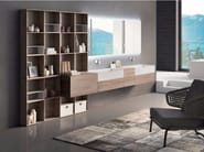 Bathroom cabinet / vanity unit SYN 07 - LASA IDEA