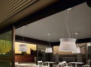 LED pendant lamp SYRA 45 - BOVER Il. Luminació & Mobiliario