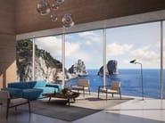 Aluminium Continuous facade system Schüco FWS 35 PD - SCHÜCO INTERNATIONAL ITALIA