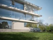 Aluminium Continuous facade system Schüco FWS 60 CV - SCHÜCO INTERNATIONAL ITALIA