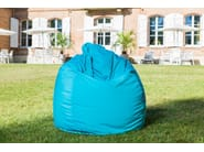 Fabric bean bag with removable cover SCUBA X-TREM SUNBRELLA - JUMBO BAG