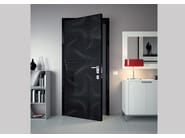 Door flush with the wall SENSUNELS - DI.BI. PORTE BLINDATE