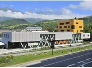 Bureaux Arpège Albertville - CREON Charon Rampillon architectes - Photographe : Fenchie Cristogatin