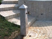 Natural stone Drinking fountain Small fountain 5 - Garden House Lazzerini