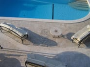 In-Ground natural stone swimming pool Swimming pool 8 - Garden House Lazzerini