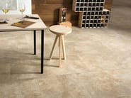 Porcelain stoneware wall/floor tiles with stone effect TALE CLASSICO CONTRO - Ceramiche Caesar